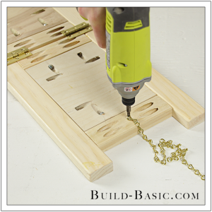 DIY Tabletop Easel by Build Basic - Step 8