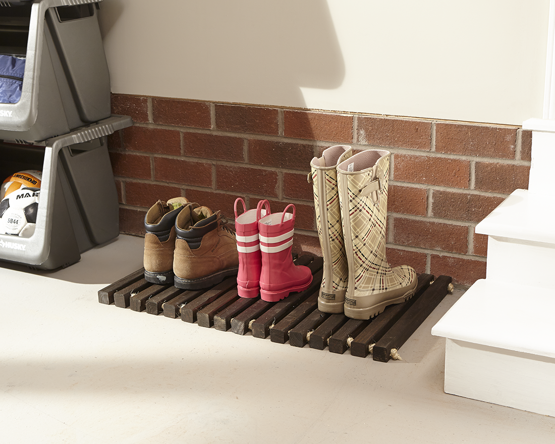 Build a DIY Wooden Door Mat ‹ Build Basic