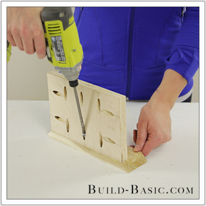 DIY Shadow Box State Frame by Build Basic - Step 4