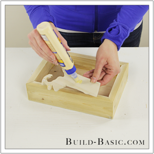 DIY Shadow Box State Frame by Build Basic - Step 9