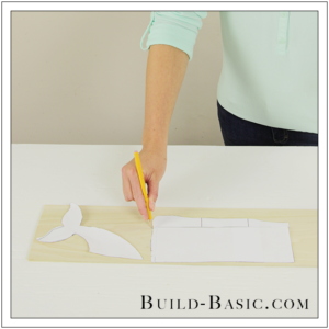DIY Tissue Box Cover by Build Basic - Step 1