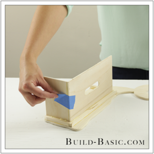 DIY Tissue Box Cover by Build Basic - Step 11