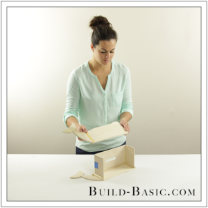 DIY Tissue Box Cover by Build Basic - Step 12