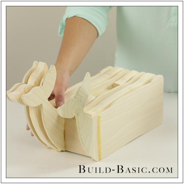 DIY Tissue Box Cover by Build Basic - Step 16