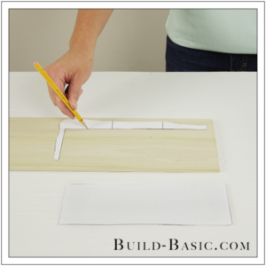DIY Tissue Box Cover by Build Basic - Step 2