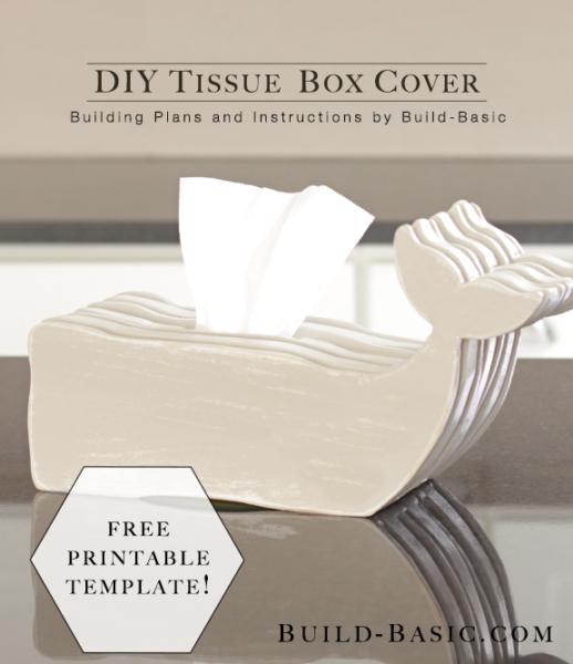 Build A Diy Tissue Box Cover Build Basic