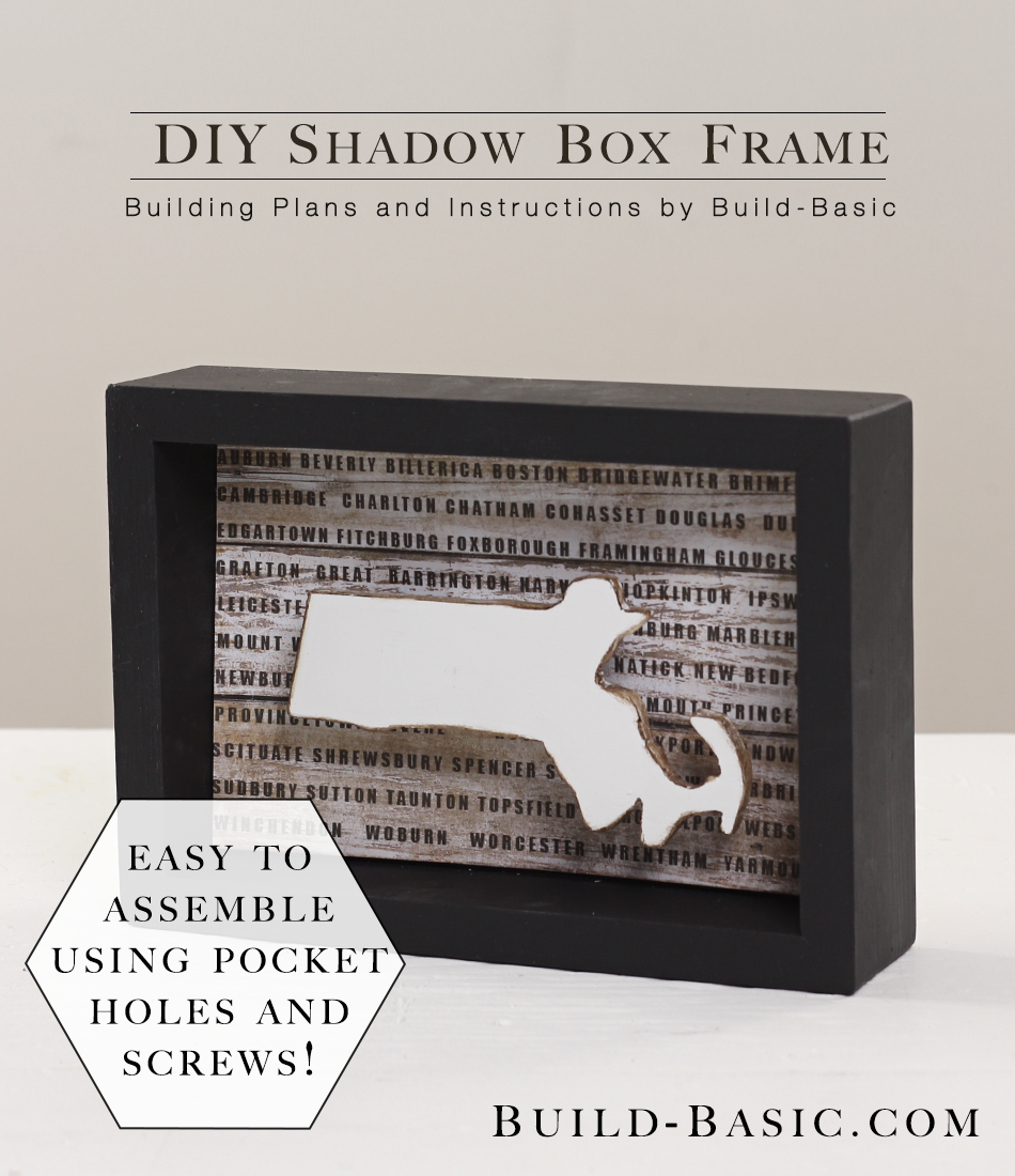 Build a DIY Shadow Box Frame ‹ Build Basic