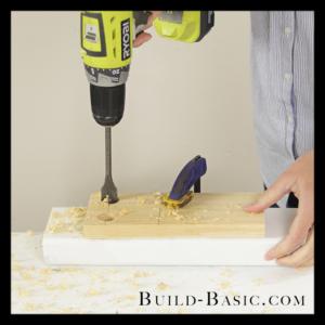 DIY Beer Flight Holder by Build Basic - Step 4