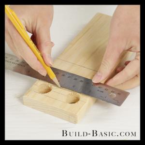 DIY Beer Flight Holder by Build Basic - Step 5