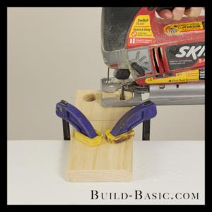 DIY Beer Flight Holder by Build Basic - Step 6