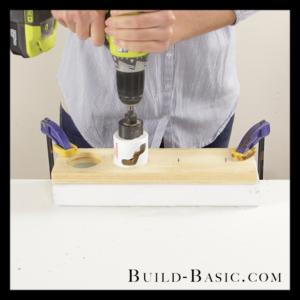 DIY Beer Flight Holder by Build Basic - Step 7