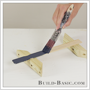 Paint Stick Table Runner by Build Basic - Step 1