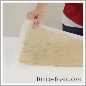 Paint Stick Table Runner by Build Basic - Step 3