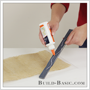 Paint Stick Table Runner by Build Basic - Step 4