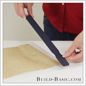 Paint Stick Table Runner by Build Basic - Step 5