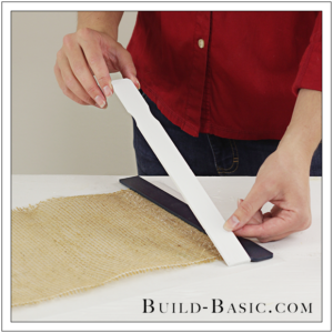 Paint Stick Table Runner by Build Basic - Step 6