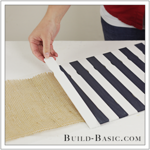 Paint Stick Table Runner by Build Basic - Step 7