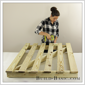 Build an Easy DIY Fence Gate by Build Basic - Step 9