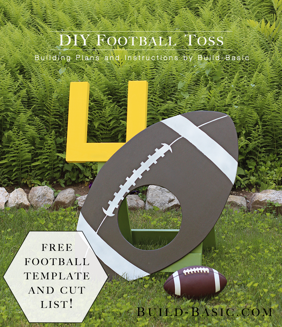 Football Toss Game - 159447, at Sportsman's Guide |Football Toss Game