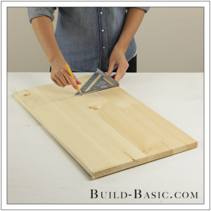 DIY Football Toss by Build Basic - Step 1