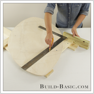 DIY Football Toss by Build Basic - Step 11