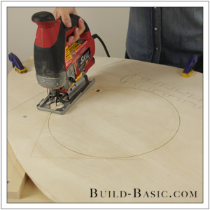 DIY Football Toss by Build Basic - Step 14