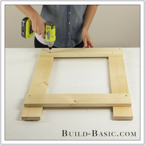 DIY Football Toss by Build Basic - Step 2