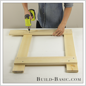 DIY Football Toss by Build Basic - Step 3