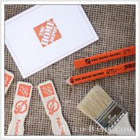 Home Depot Workshop Announcement by Build Basic