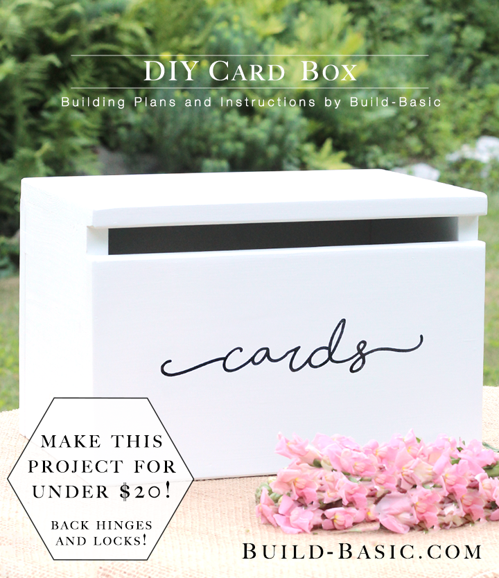 Build a DIY Card Box ‹ Build Basic