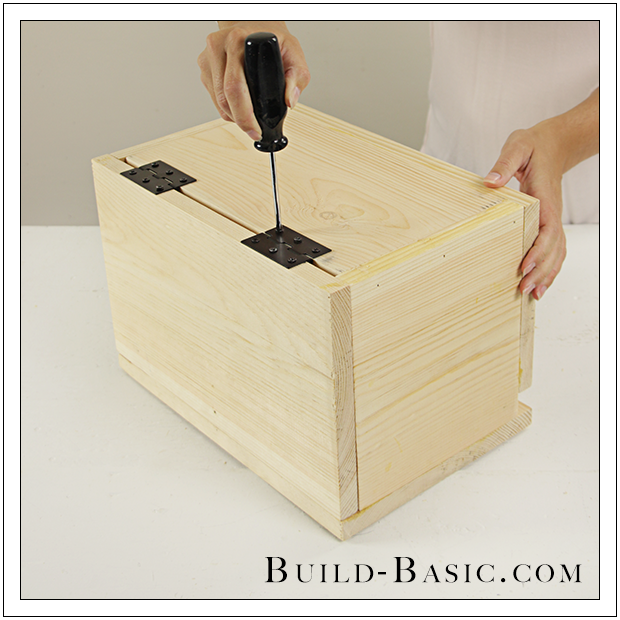 Build A Diy Card Box Build Basic