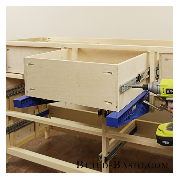Build a diy drawer dresser ‹ basic