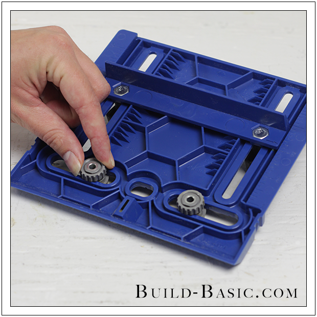 How to Use a Kreg Cabinet Hardware Jig ‹ Build Basic