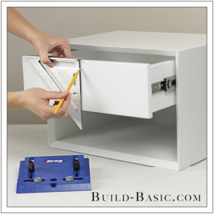 how-to-use-kregs-cabinet-hardware-jig-by-build-basic-step-5