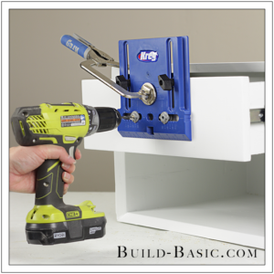 how-to-use-kregs-cabinet-hardware-jig-by-build-basic-step-7