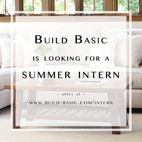 Build Basic Summer Intern Post