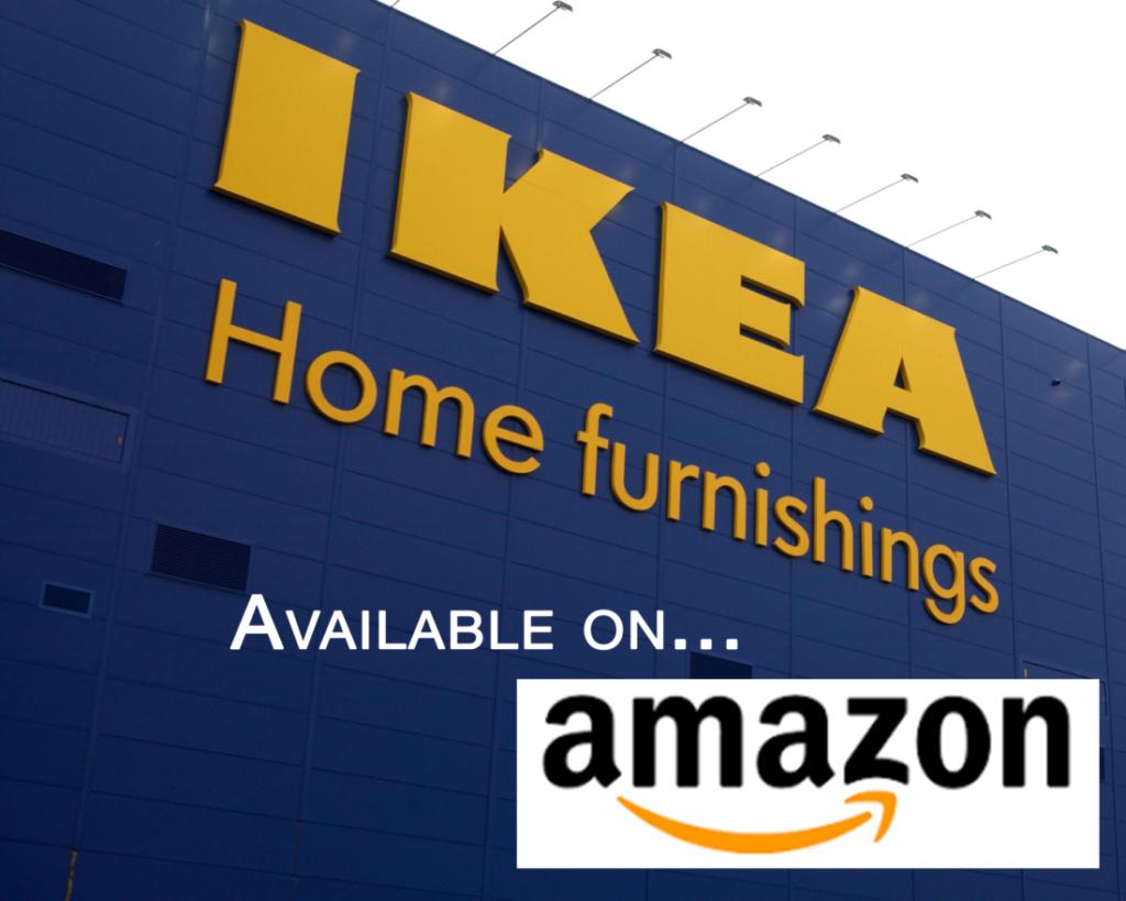 Ikea Is Available On Amazon Build Basic
