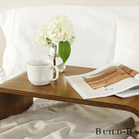 Bent Plywood Lap Tray by Build Basic - 1 SMALL