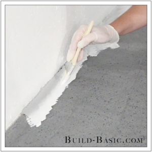 How to DIY Marble Floor by @BuildBasic - Step 13