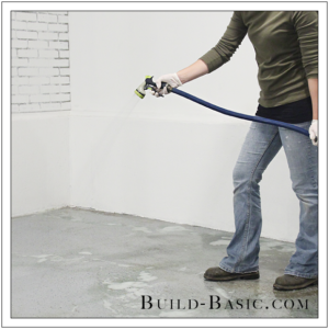 How to DIY Marble Floor by @BuildBasic - Step 4