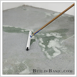 How to DIY Marble Floor by @BuildBasic - Step 5