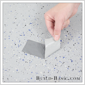 How to DIY Marble Floor by @BuildBasic - Step 6