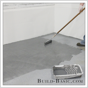 How to DIY Marble Floor by @BuildBasic - Step 9
