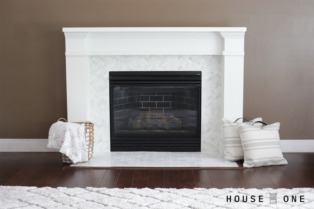 How To Tile A Fireplace Surround And, Can You Tile A Fireplace Surround